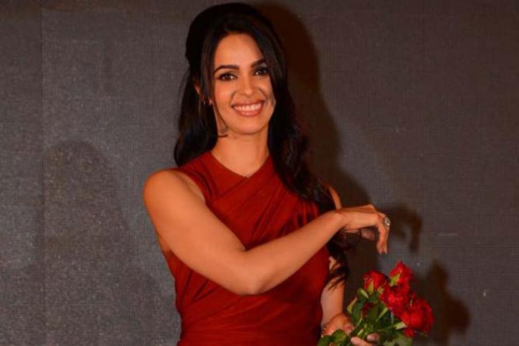 If given a chance I would like play Draupadi in a mythological biopic: Mallika Sherawat