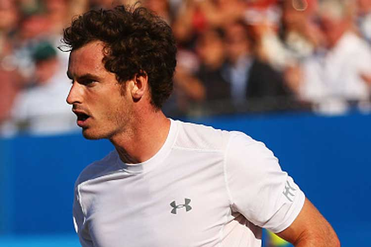 Wimbledon: Murray, Tsonga enter 2nd round after testing openers