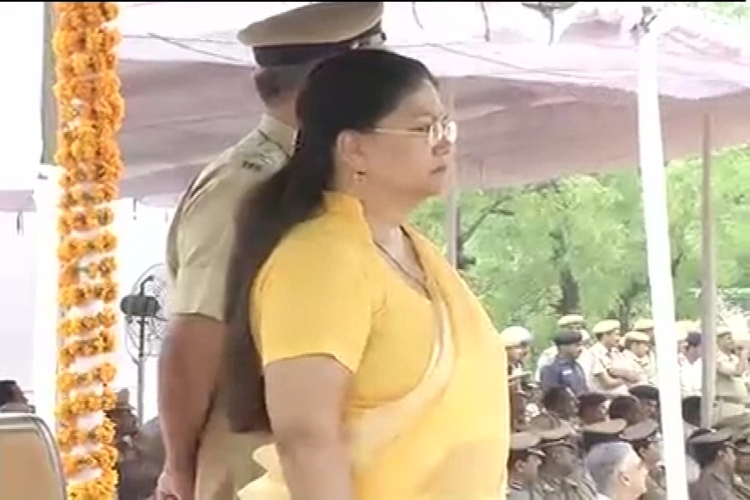 Congress steps up attack on Raje over Dholpur Palace issue, produces more documents