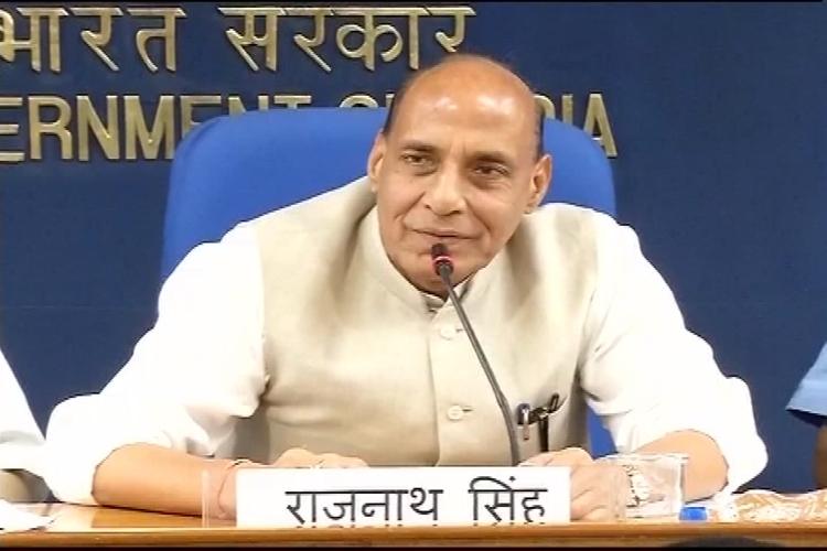 Rajnath Singh meets PM Modi, conveys ex-servicemen grievances  over delay in OROP