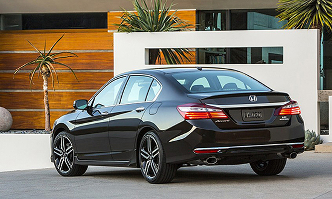 the all new 2016 honda accord revealed news18. Black Bedroom Furniture Sets. Home Design Ideas