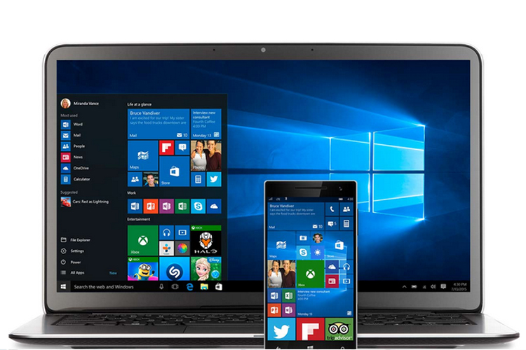 Microsoft's all-new Windows 10 OS draws positive reviews