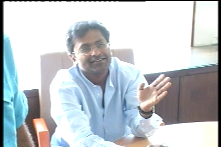 Rashtrapati Bhavan files complaint with Delhi Police against Lalit Modi