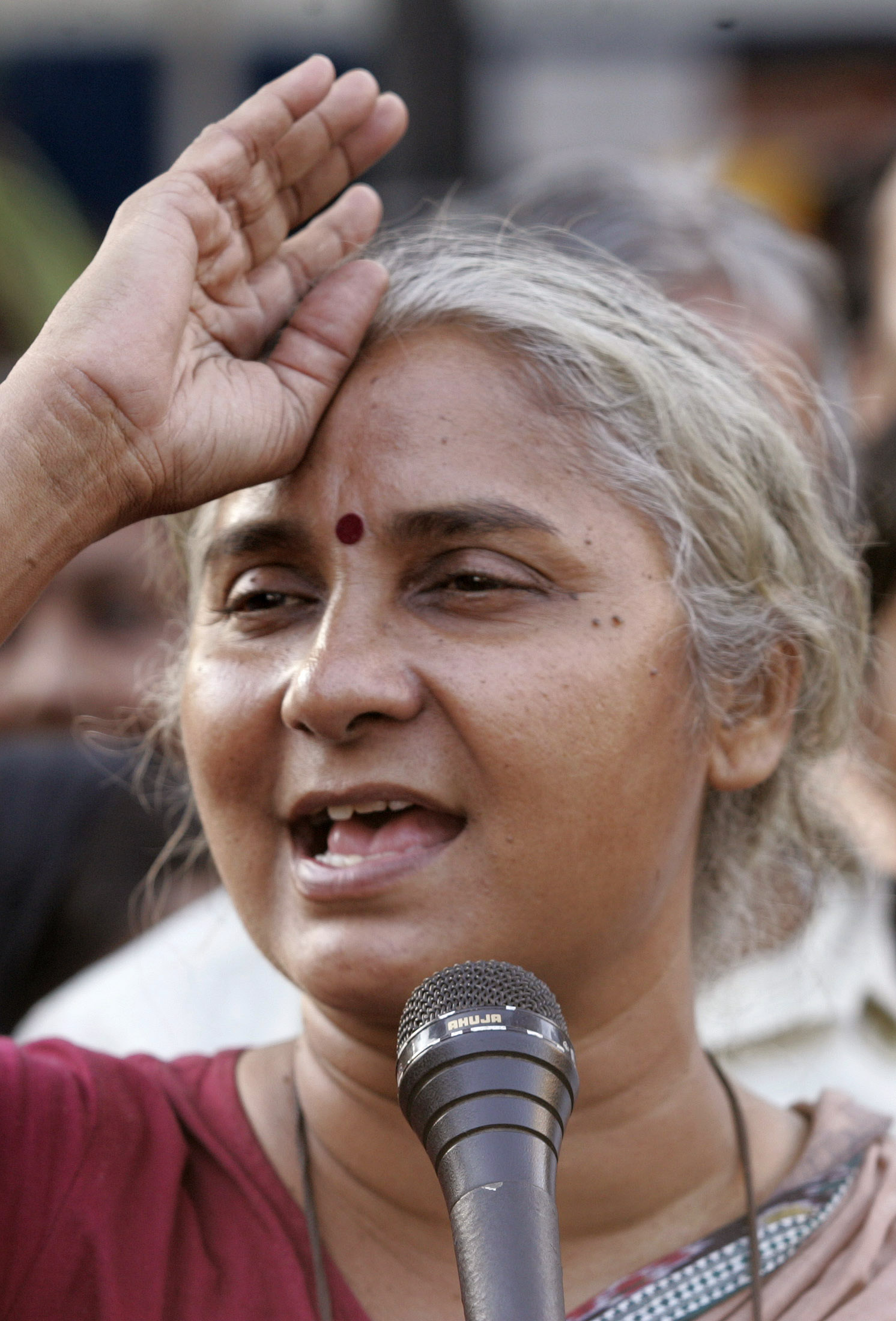 UP's Kanhar dam project: Medha Patkar, Left union attack government