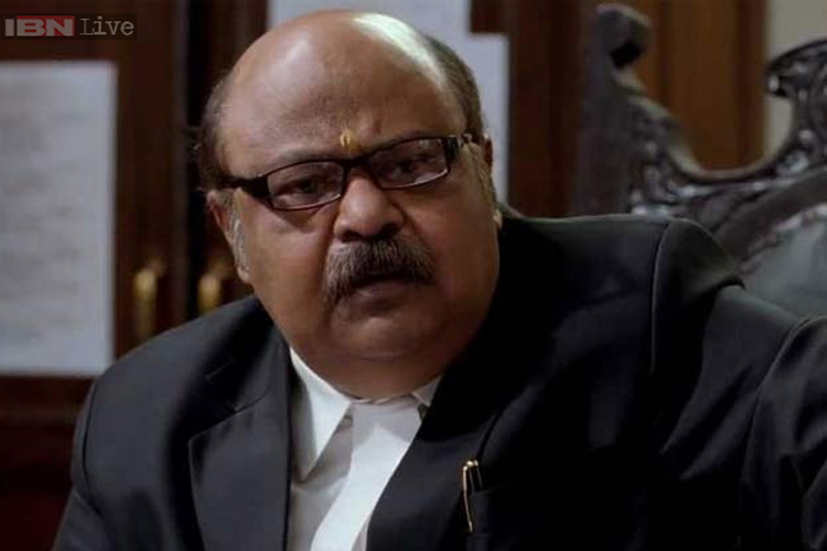 Radha Ravi steps into Saurabh Shukla's shoes for Tamil remake of 'Jolly LLB'