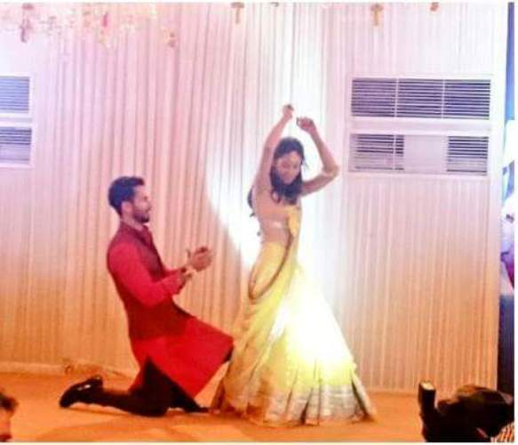 Photo of the day: Shahid Kapoor and Mira Rajput look adorable as they dance at their