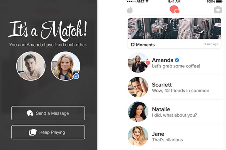 Tinder adds Twitter-like verified profiles