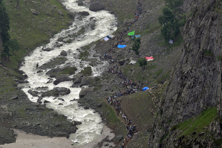 Amarnath Yatra: All you want to know about one of India's toughest pilgrimage