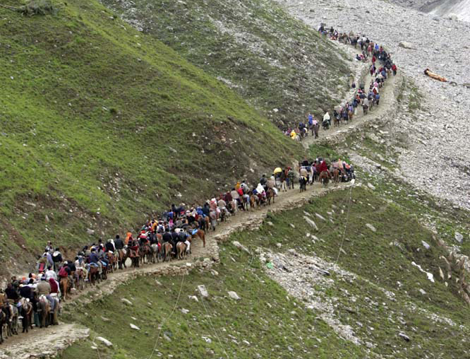 Amarnath yatra - NDTV India: Hindi News, Today's Latest ...