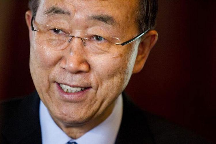 UN chief Ban Ki-moon condoles APJ Abdul Kalam's death