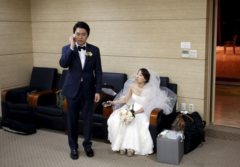 Budget hotels the new in-thing for South Koreans planning to get married