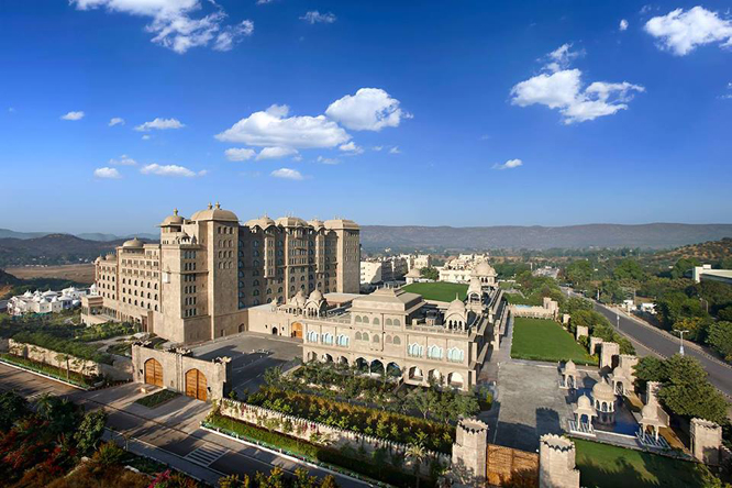 Fairmont Jaipur is an ideal destination for any traveller seeking the best