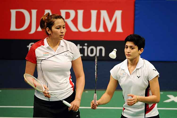 We aim to break into top 10 prior to the Olympics: Ashwini Ponnappa