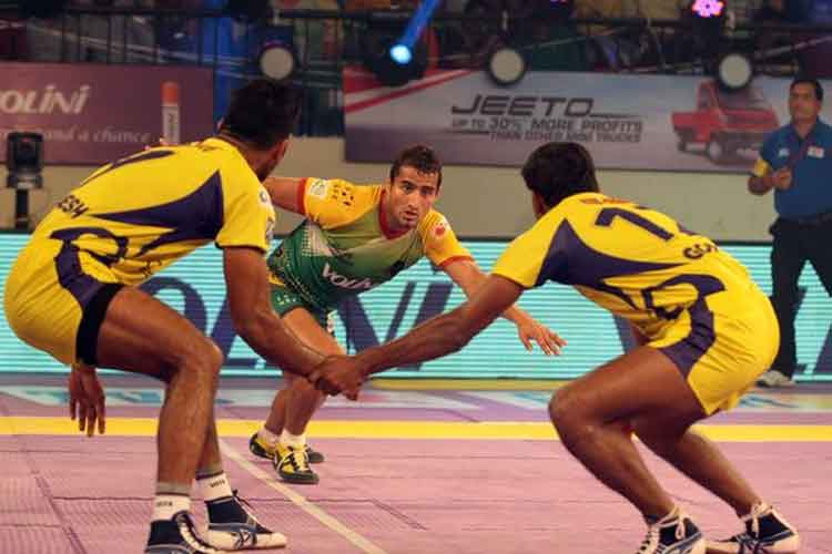 Raiders are those who grab the limelight in Pro Kabaddi League