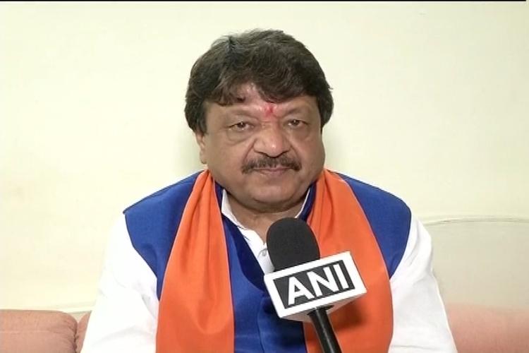 Vyapam scam: BJP Minister Vijayvargiya defends his remarks on deceased journalist, says