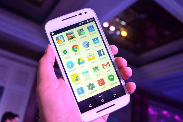 The new Motorola Moto G (3rd gen): First impressions review
