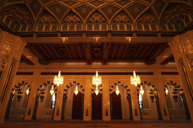 7 Reasons To Visit Muscat The Enchanting Place Aladdin