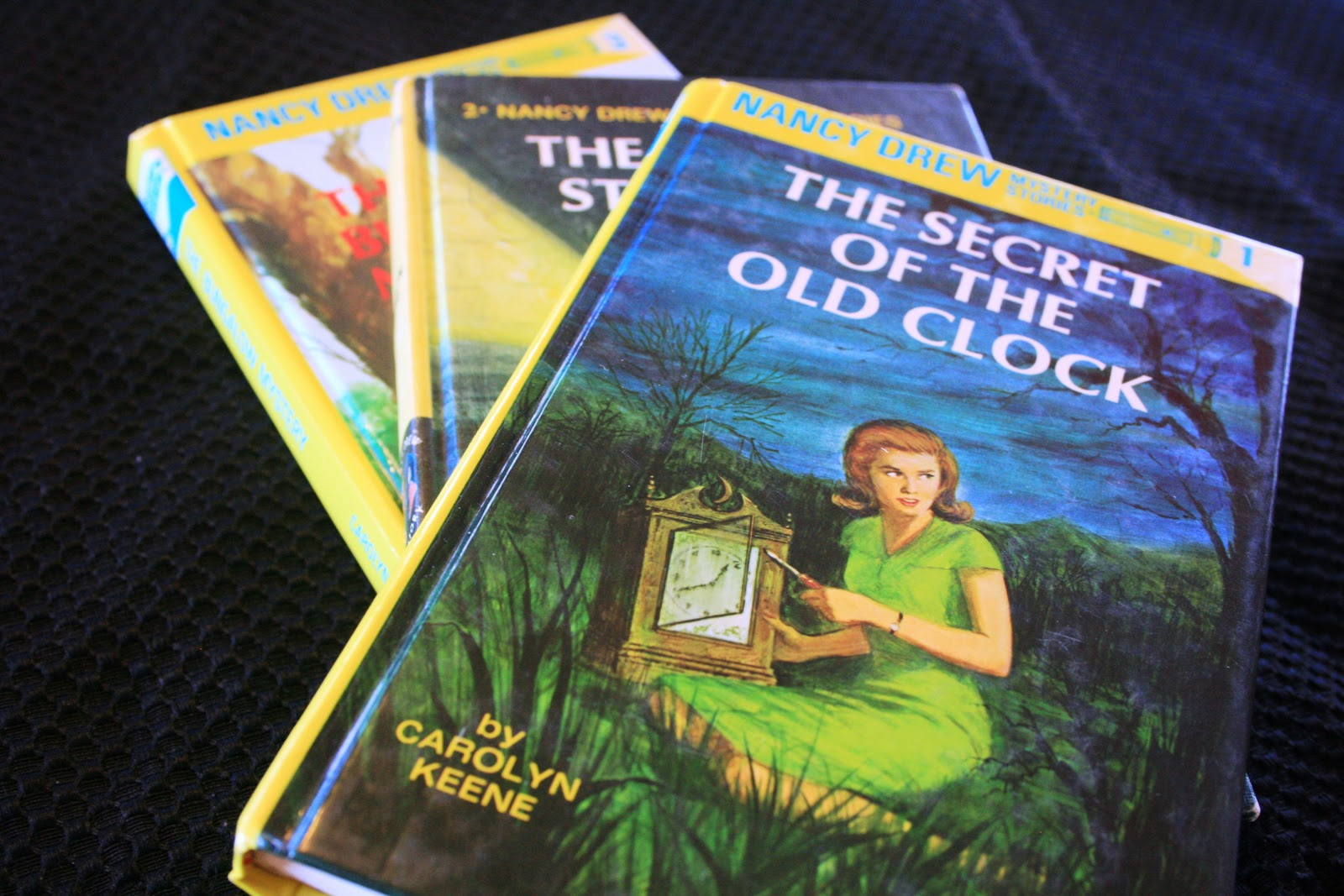the adventures of nancy drew Nancy drew is a spectacular sleuth, one who relies on her wits more than her smartphone she and her best friends, bess and george, solve cases using their powers of observation, deductive skills, and sharp intelligence—and their adventures are always full of suspense.