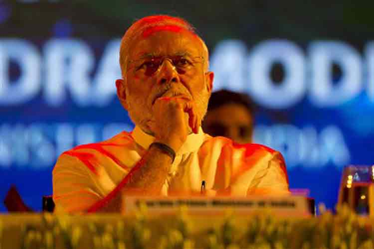 With row in backdrop, PM Modi to interact with students on the eve of Teacher's Day