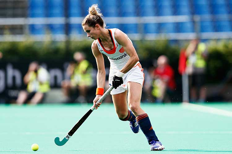 Netherlands beat South Korea 2-1 to claim women's Hockey World League title