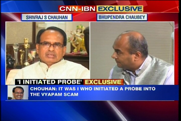 MP CM Chouhan breaks his silence on Vyapam scam, says he is proud of the fair probe,