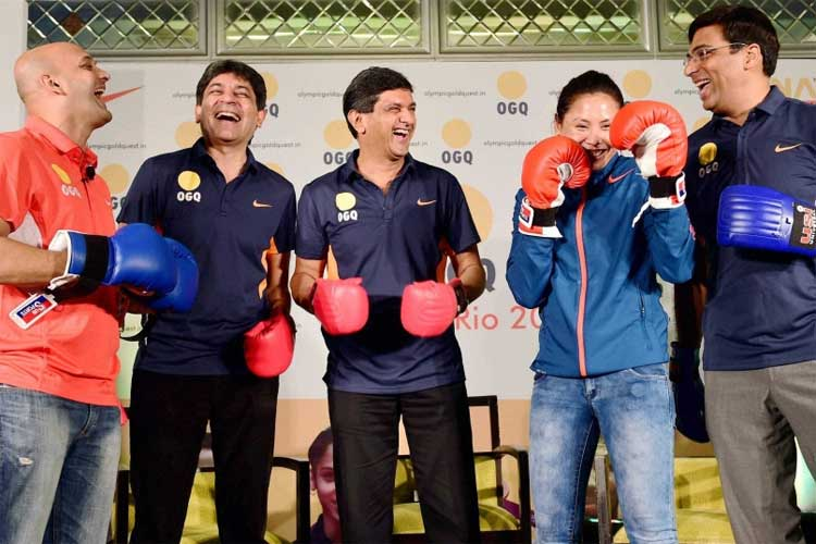 Hope to see at least 25 Olympic Gold Quest athletes in Rio: Geet Sethi