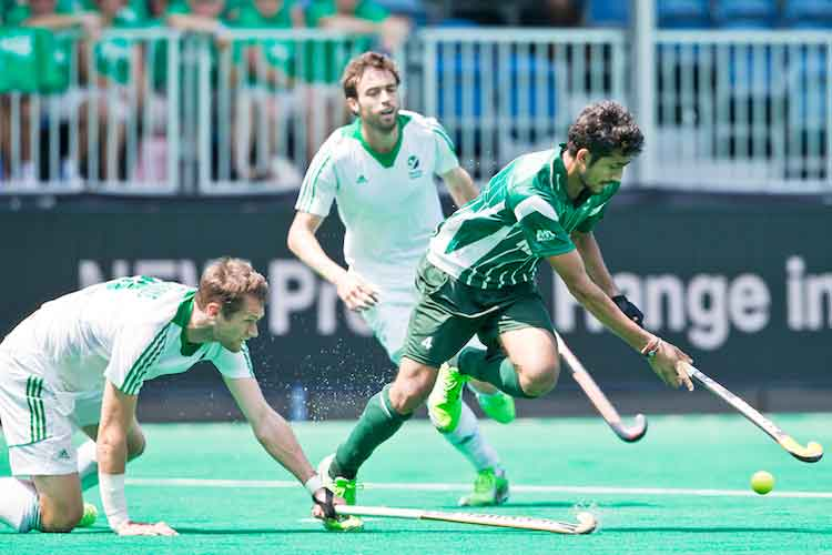 Hockey World League: Pakistan lose to Ireland, out of Rio Olympics