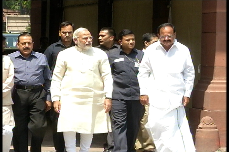 PM Modi to leave for a 5-nation trip today to attend BRICS, SCO summits