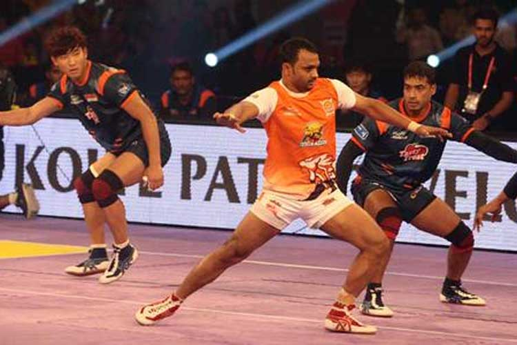 Pro Kabaddi League: Dabang Delhi outplay Jaipur Pink Panthers; Puneri Paltan post first