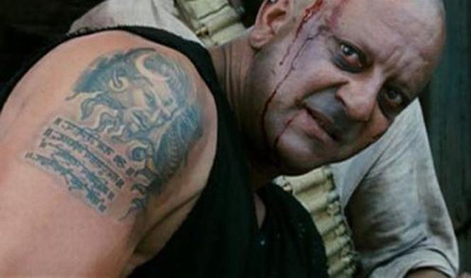 ajay devgan body - Google Search | Celebrity tattoos ...  |Ajay Devgan Shiva Tattoo Designs