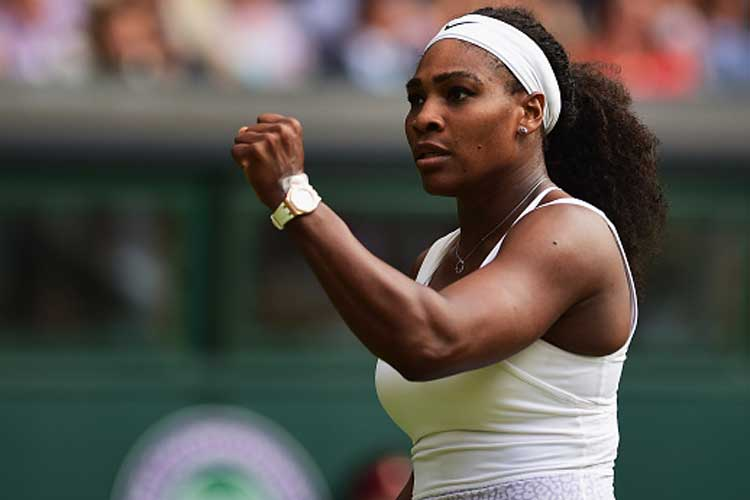 Wimbledon: Serena survives, Djokovic and Sharapova ease through