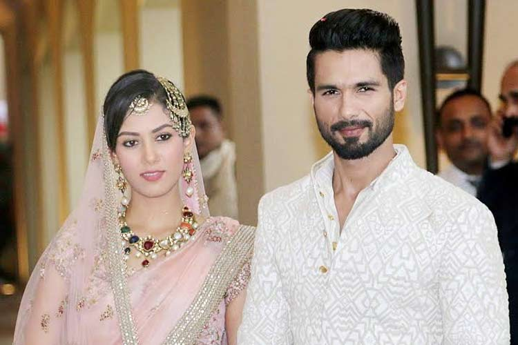 Stupendous One Shouldnt Run Away From Commitment Shahid Kapoor On Marriage Hairstyles For Women Draintrainus