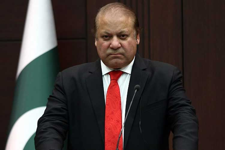 sharif getty0407 - Nawaz Sharif Shortens US Visit.