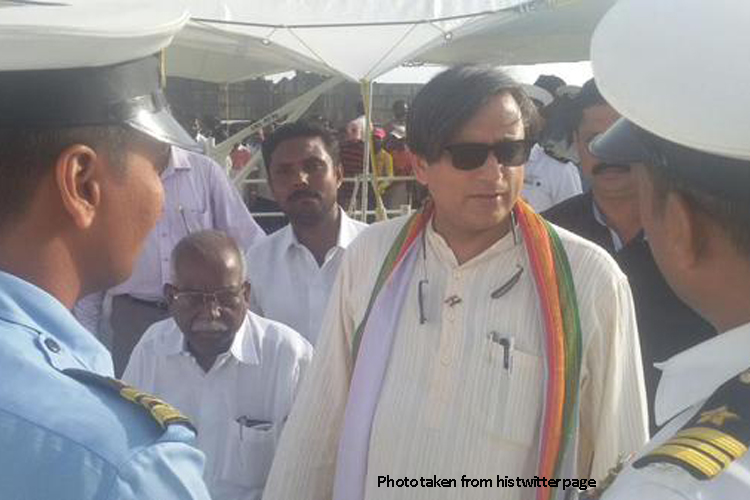 Shashi Tharoor tweets against Yakub Memon's hanging, Congress says it's his personal view