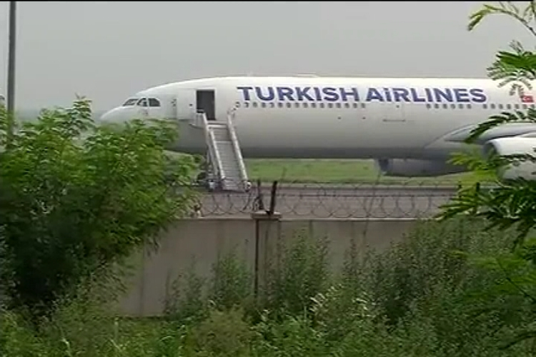 Turkish plane bomb scare over, flight to take off in the next few hours