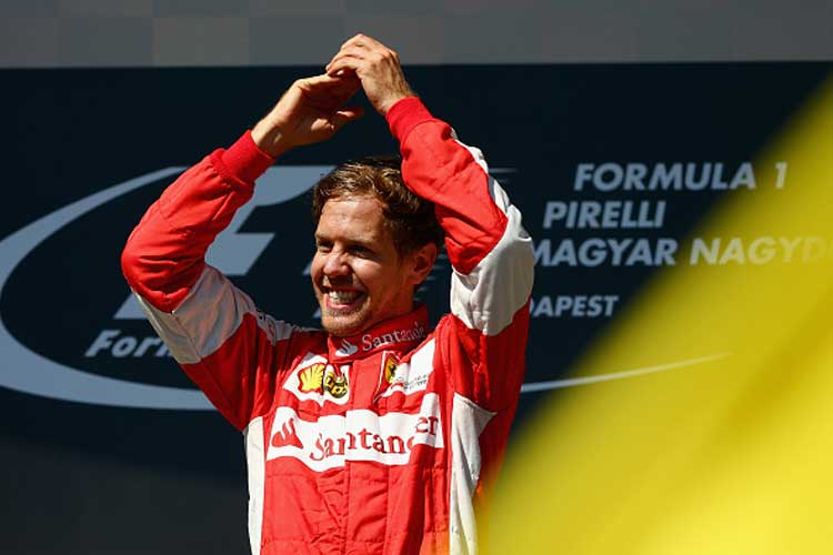 Formula One: Ferrari under no illusions about task ahead