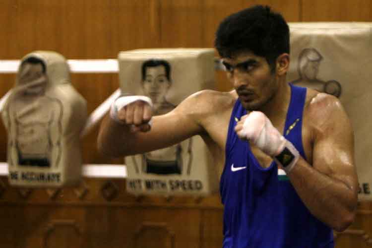 Respect Vijender Singh's decision to turn pro, says Mary Kom