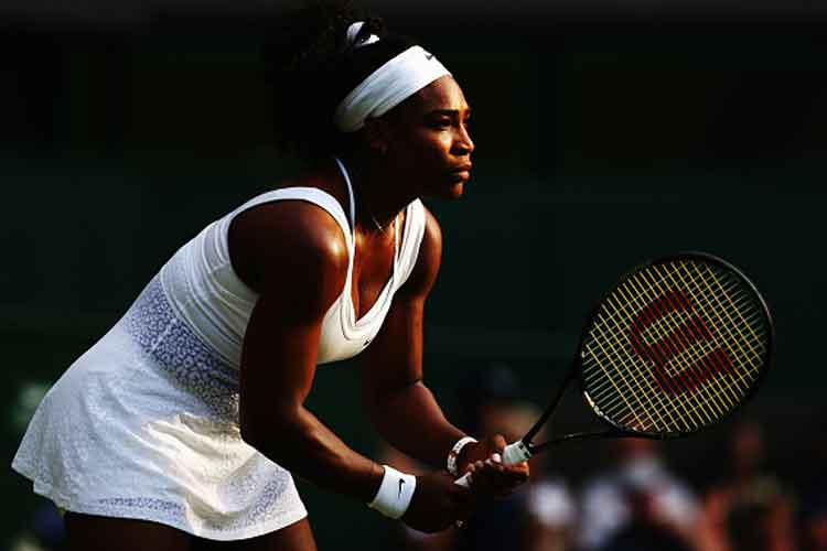 Wimbledon: Top seeded Serena wastes no time in sweeping Babos