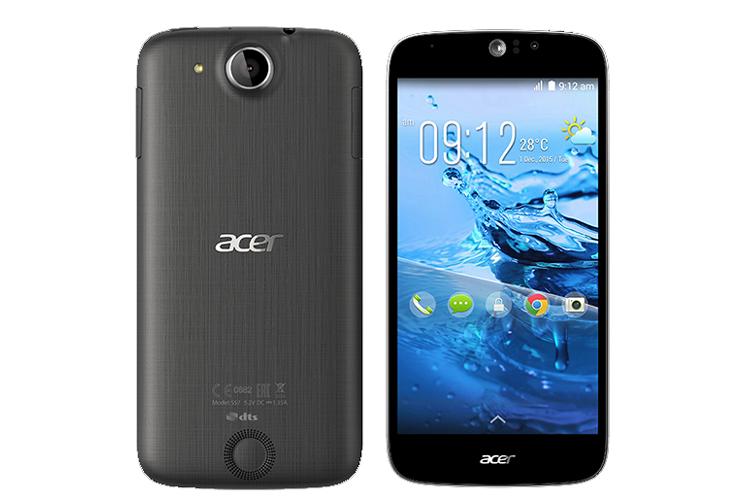 Acer unveils Liquid Jade Z, Liquid Z410 affordable smartphones