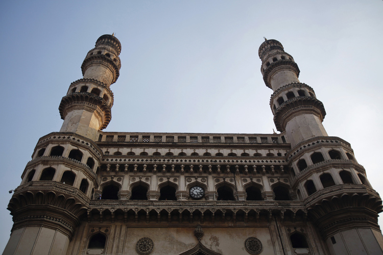 Telangana Deputy CM kicks up row with 'Charminar' remarks