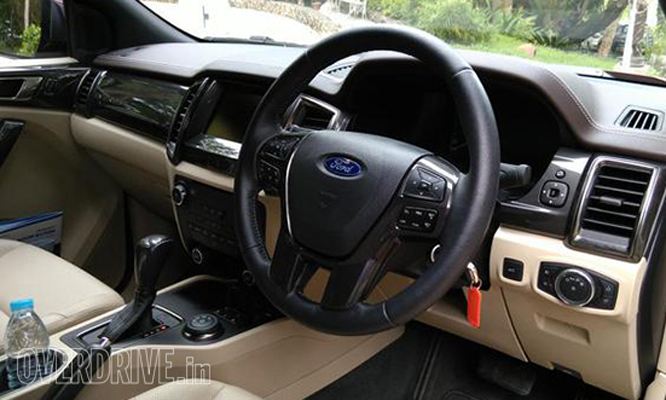 Review 2015 Ford Endeavour