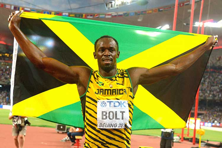 Usain Bolt on track for more gold after Jamaica lead relay qualifiers at World Athletics
