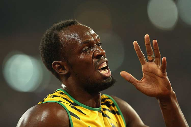 Never write me off, warns king Usain Bolt