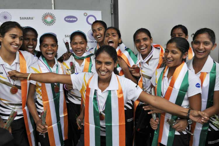 India's women hockey team bags historic Olympic berth on National Sports Day