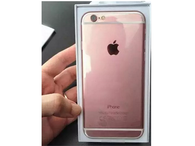 IPhone 6s Rosegold 05