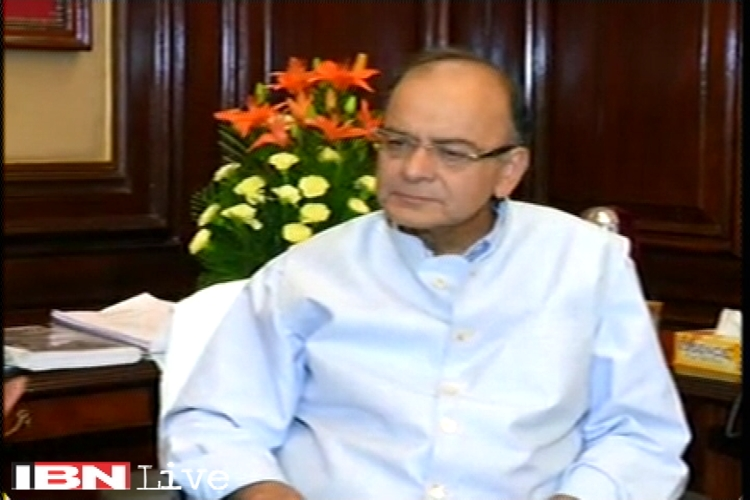 Wait for 48 hours for decision on land ordinance: Arun Jaitley