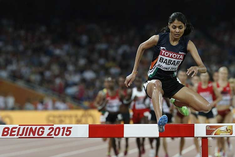 Timing in heats gave me confidence, says Lalita Babar