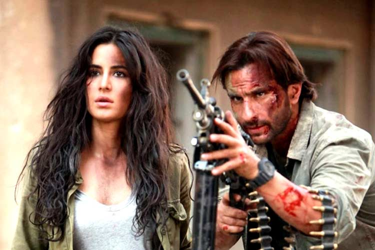 Saif Ali Khan, Katrina Kaif's 'Phantom' mints Rs 8.45 crore on its opening day