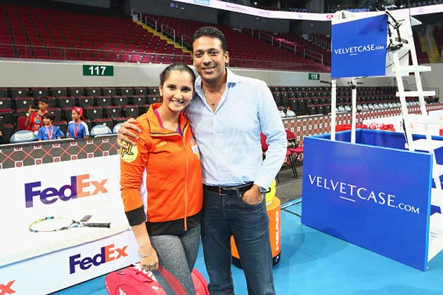 Hope Mahesh Bhupathi too gets Khel Ratna in future: Sania Mirza