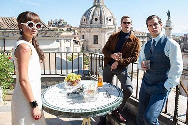'The Man from U.N.C.L.E' review: From 60's style to good looking spies, the film is a
